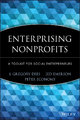 Enterprising Nonprofits - J. Gregory Dees; Jed Emerson; Peter Economy