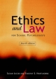 Ethics and Law for School Psychologists - Susan Jacob;  Timothy S. Hartshorne