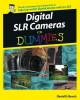 Digital SLR Cameras & Photography For Dummies - David D. Busch