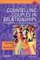 Counselling Couples in Relationships - Christopher Butler; Victoria Joyce