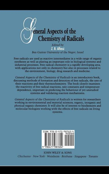 General Aspects of the Chem of