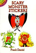 Scary Monster Stickers