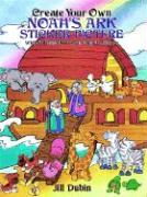 Create Your Own Noah's Ark Sticker Picture: With 52 Reusable Peel-And-Apply Stickers