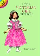 Little Victorian Girl Paper Doll
