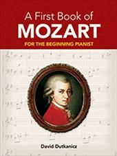 My First Book of Mozart - Dutkanicz, David