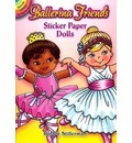 Ballerina Friends Sticker Paper Dolls - Robbie Stillerman