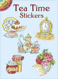 Tea Time Stickers - Joan O'Brien