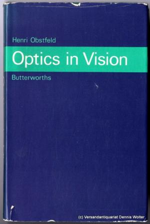 Optics in vision : foundations of visual optics and associated computations - Obstfeld, Henri