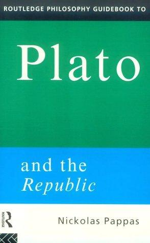 """Plato and the """"Republic"""" (Routledge Philosophy Guidebooks)"""