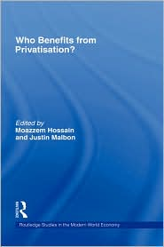 Who Benefits from Privatisation ?