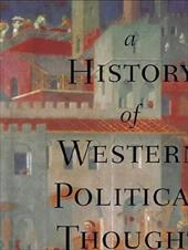 A History of Western Political Thought - McClelland, John S. / McClelland, J. S. / McClelland J., S.