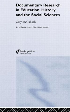 Documentary Research - Gary Mcculloch