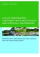 Pilot Constructed Treatment Wetland for Pulp and Paper Mill Wastewater - Margaret Akinyi Abira