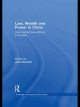 Law, Wealth and Power in China - John Garrick