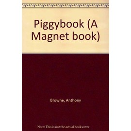 Piggybook (A Magnet book) - Anthony Browne