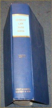 Current Law Year Book 1977