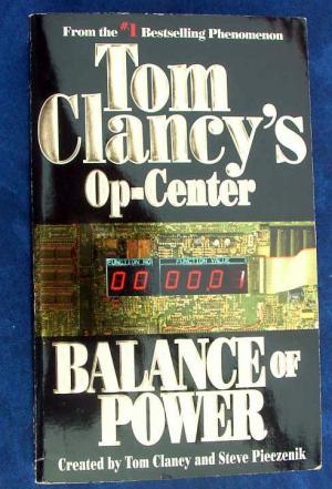 OP-Center Balance of Power - Tom Clancy and Steve Pieezenik