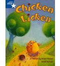 Rigby Star Guided Phonic Opportunity Readers Blue: Pupil Book Single: Chicken Licken