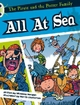 The BC White A/2A the Pirate and the Potter Family: All at Sea - Michaela Morgan