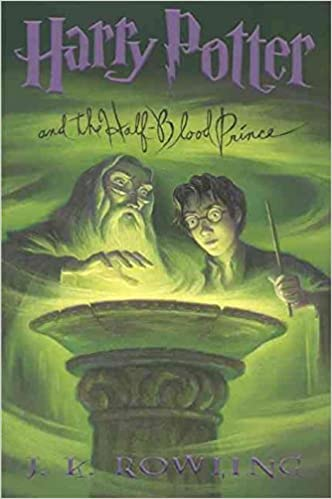[Harry Potter and the Half-Blood Prince] (By: J K Rowling) [published: August, 2005] - J, K Rowling