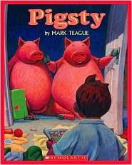 Pigsty - Mark Teague, Read by Skip Hinnant