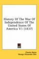 History of the War of Independence of the United States of America V1 (1837) - Charles Botta
