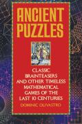 Ancient Puzzles: Classic Brainteasers and Other Timeless Mathematical Games of the Last Ten Centuries