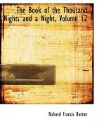 The Book of the Thousand Nights and a Night, Volume 12