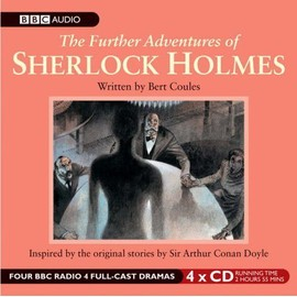 Further Adventures of Sherlock Holmes - Sir Arthur Conan-Doyle