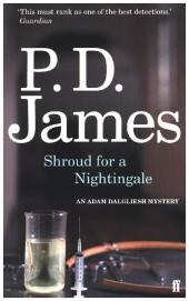 Shroud for a Nightingale - P. D. James