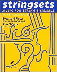 Bytes and Pieces: Score & Parts - Anthony Osborne