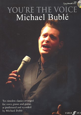 You're the Voice (+CD) : Michael Bublé