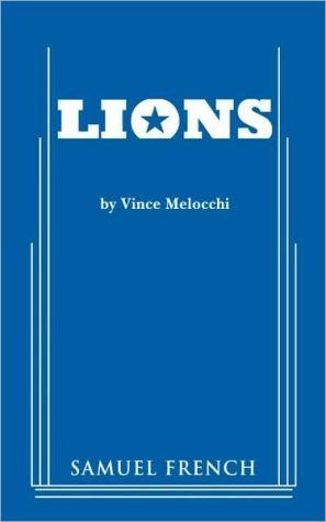 Lions - Vince Melocchi