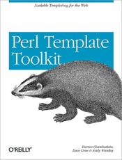 Perl Template Toolkit - Darren Chamberlain, David Cross, Andy Wardley