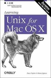 Learning Unix for Mac OS X - Taylor, Dave / Jepson, Brian