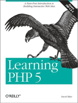 Learning PHP 5 - David Sklar