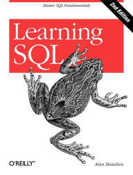 Learning SQL: Master SQL Fundamentals - Alan Beaulieu