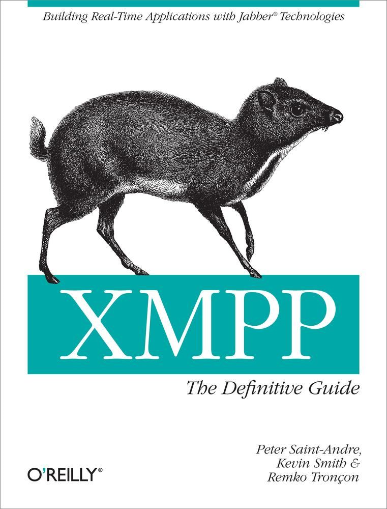 XMPP: The Definitive Guide - O'Reilly