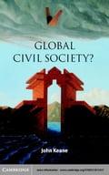 Global Civil Society? - Keane, John