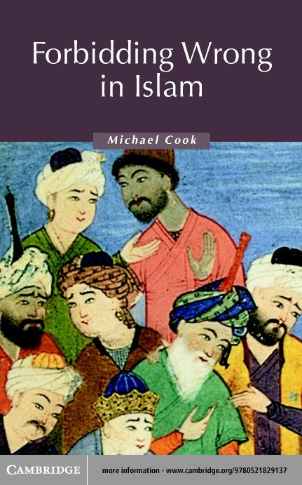 Forbidding Wrong in Islam - Cambridge University Press