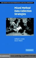 Mixed Method Data Collection Strategies - Axinn, William G.