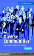 Diverse Communities - Arneil, Barbara