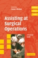 Assisting at Surgical Operations - Comus Whalan