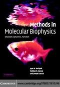 Methods in Molecular Biophysics - Serdyuk,Igor N.