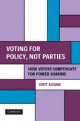 Voting for Policy, Not Parties - Orit Kedar