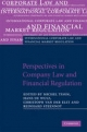 Perspectives in Company Law and Financial Regulation