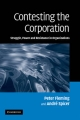Contesting the Corporation - Peter Fleming;  Andre Spicer