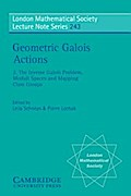 Geometric Galois Actions: Volume 2, The Inverse Galois Problem, Moduli Spaces and Mapping Class Groups