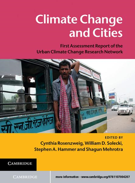 Climate Change and Cities - Cambridge University Press