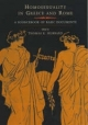 Homosexuality in Greece and Rome - Thomas K. Hubbard
